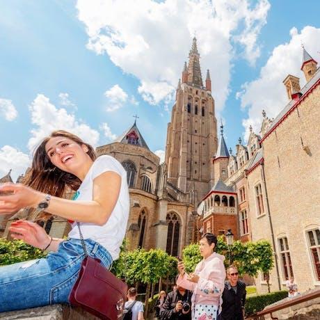 Bijna 900.000 bezoekers voor Musea Brugge in 2019 | Dijver