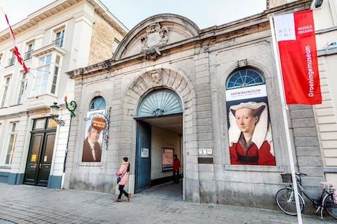 Musea Brugge | Dijver